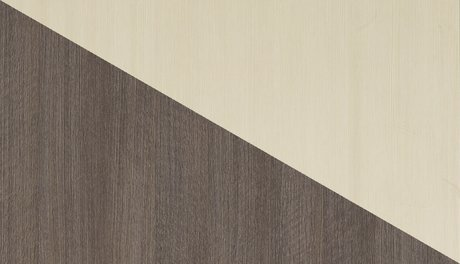 Quadra: Pensile, effetto larice grigio, pino chiaro Misure ...