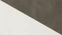 Similpelle, tessuto bianco, talpa