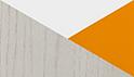effetto betulla, bianco, mandarino