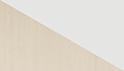 effetto pino chiaro, bianco opaco