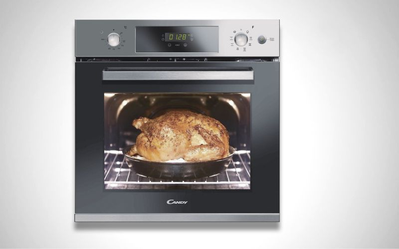 Forno FCPS615X classe A  - Forno a vapore |  IVUB 01