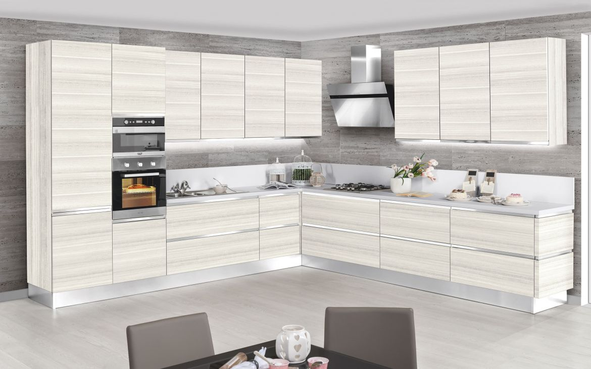 Misure Cucine Mondo Convenienza cucine moderne: selly - mondo convenienza