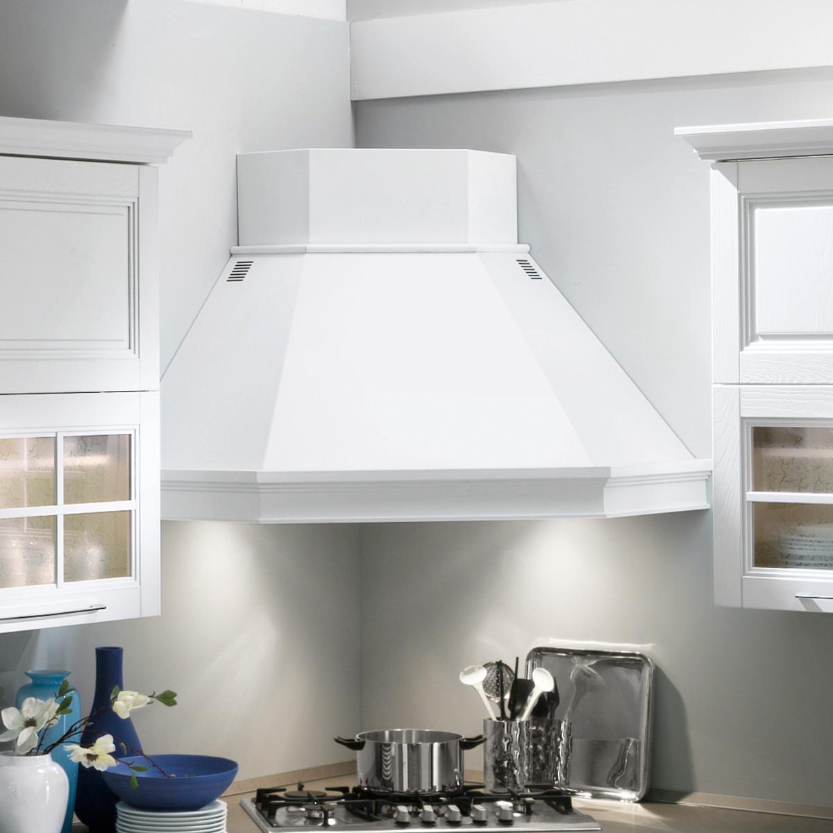 Cucina componibile, effetto bianco frassinato | : Sofia S5L6