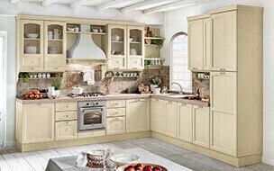 Cucine Componibili Classiche Mondo Convenienza.Cucine Classiche Mondo Convenienza