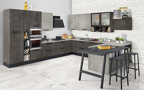 Like - Moderne - Cucine
