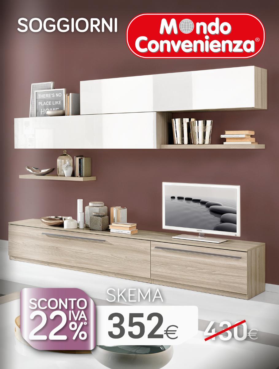 Mondo Convenienza Catalogo ~ Design Per La Casa & Idee Per Interni