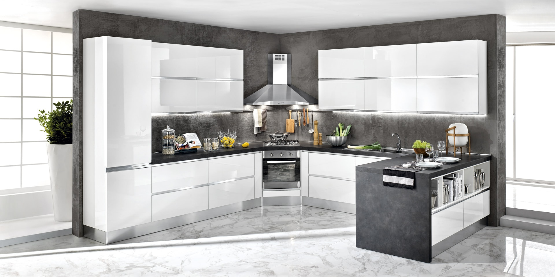 Cucine mondo convenienza for Cucine bloccate prezzi