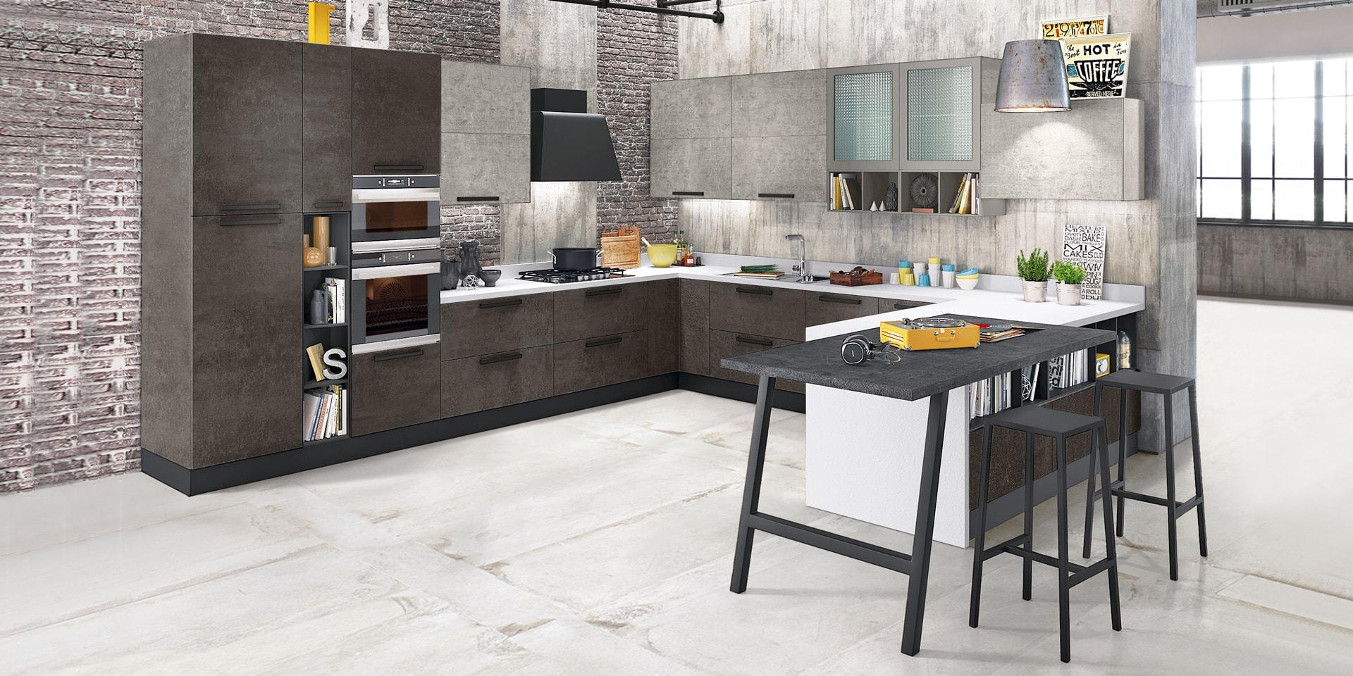 Cucine arredi genova simple cucine with cucine arredi - Mobili cucina genova ...